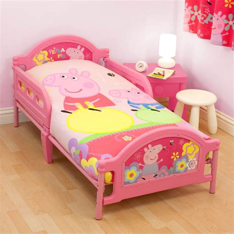 Peppa Pig For Bed With Cute Design And Color For Your Or Bed For Toddler