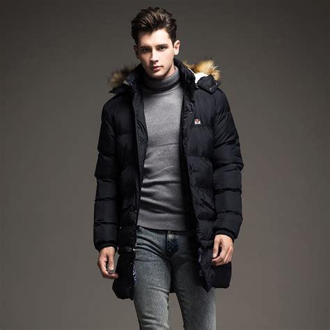 Blazer Zipper Black Resleting Pakaian Pria Slimfit Cowok Baru parka fur promotion shop for promotional parka fur on aliexpress