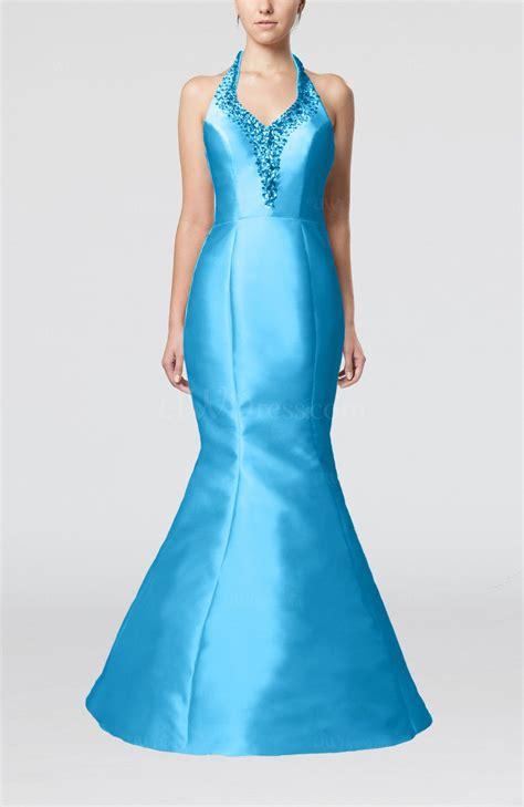 us beaded satin sleeveless dress turquoise destination sleeveless zipper satin beaded