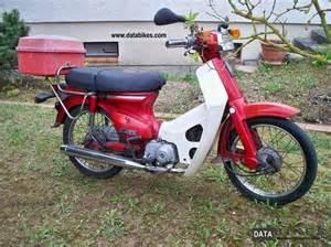 Honda Cub 90 1990 Honda 90 Cub Economy