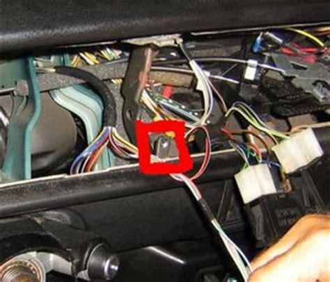 golf 3 beleuchtung heizungsregler wechseln armaturenbrett aus und einbauen golf 1 und golf cabrio wiki