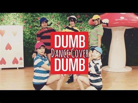 tutorial dance red velvet dumb dumb red velvet 레드벨벳 dumb dumb dance cover by diamondzhk