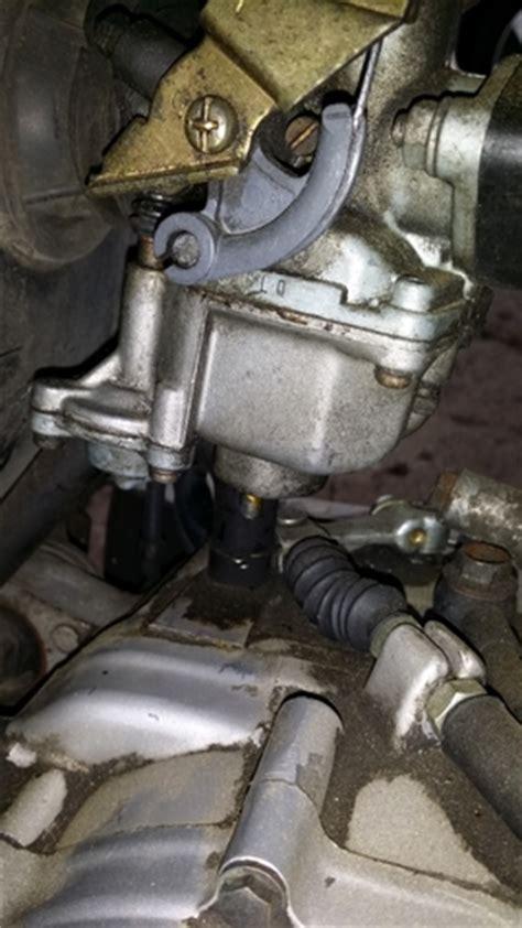Motorrad Batterie Geladen Springt Nicht An by Benzinleitung Hyosung Treff Forum Www Hyosung Treff