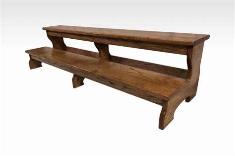 step stool  candlewood furniture  long rustic