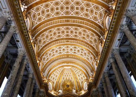 il soffitto il soffitto confronto tra stili reggia di caserta