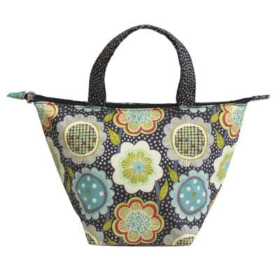 Longch Tote Flower 2120 flower power lunch bag in coolbags and lunchboxes at lakeland