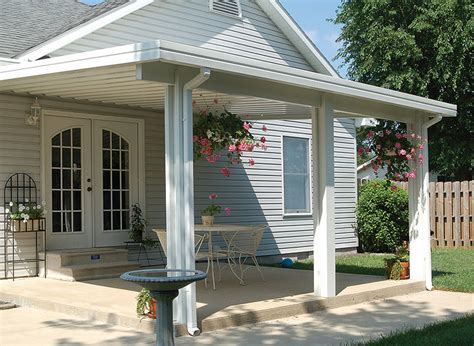 aluminum awning patio cover windsor patio cover