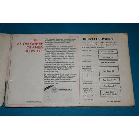 book repair manual 1959 chevrolet corvette electronic valve timing service manual service manuals schematics 1970 chevrolet corvette electronic valve timing