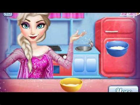 Mainan Cook mainan anak perempuan masak masakan baby frozen elsa cooking tiramisu