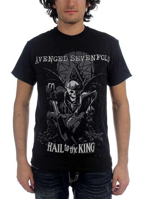 avenged sevenfold mens end of days t shirt