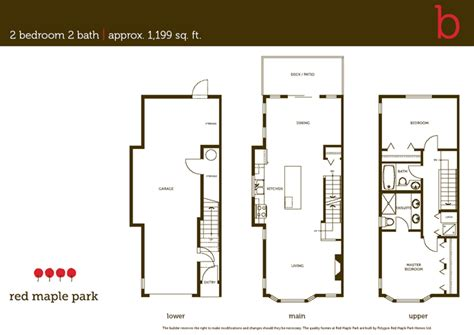 stacked townhouse floor plans stacked townhouse floor plans new vancouver condos for sale presale lower mainland