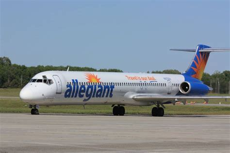 allegiant air expects  long term hit  earnings   minutes report skift
