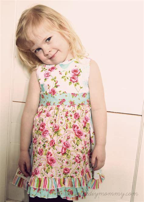 toddler dress the diy