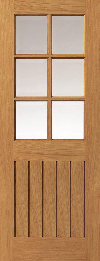 Interior Half Glazed Doors Jbkind Tutbury 6 Light Half Glazed Oak Door Kens Yard