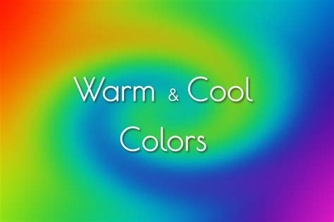 warm colors and cool colors learn to use warm and cool colors effectively in your projects