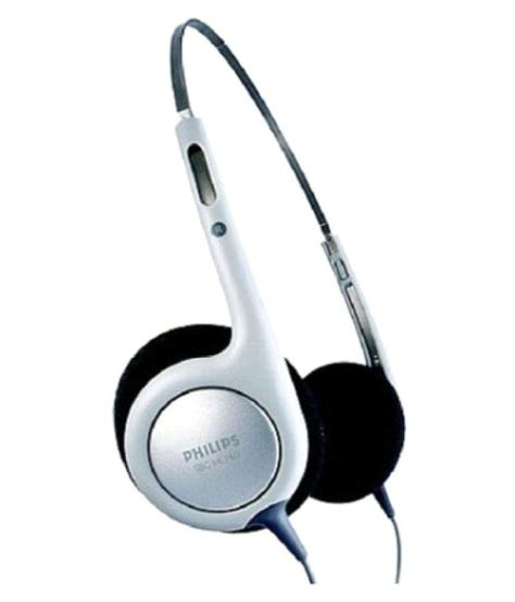 Philips Shl140 Ear Lightweight Shl 140 Headphones philips shl140 neckband wired headphones without mic