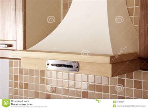 aspirateur de fum馥 cuisine aspiratore per la cucina moderna immagine stock immagine