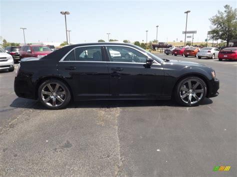 chrysler 300c black gloss black 2012 chrysler 300 srt8 exterior photo