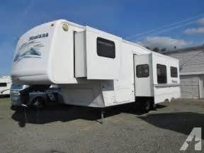 Fifth Wheel Truck Rental Salem Oregon 2001 Keystone Montana 5th Wheel 3 Slideouts Sale Pending