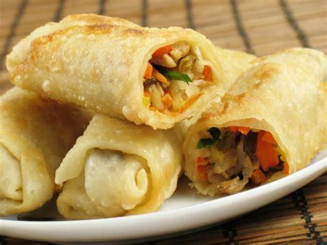 membuat egg roll isi sayuran tips trik aneka masakan