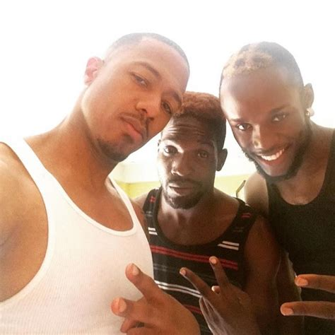 Baby Gap Squad just kidding nick cannon clowns kevin hart s quot baby gap quot
