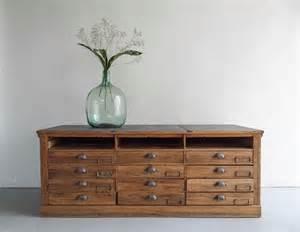 meuble de m 233 tier 224 tiroirs d occasion vintage design