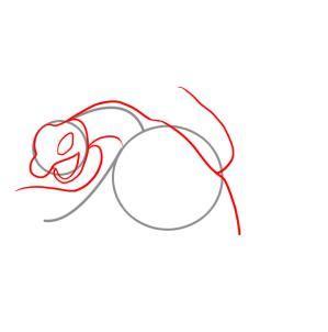 Cl Spike Circle how to draw sazandora hellokids