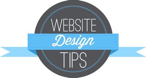 homepage web design tips 5 tips and tricks for better website design webpt