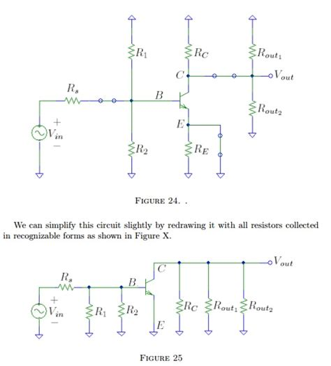 transistors dc voltage grounded with ac input electrical engineering stack exchange