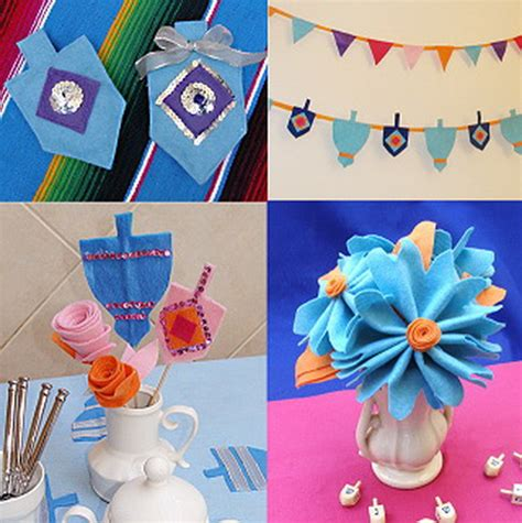 hanukkah craft projects holidays crafts and activities