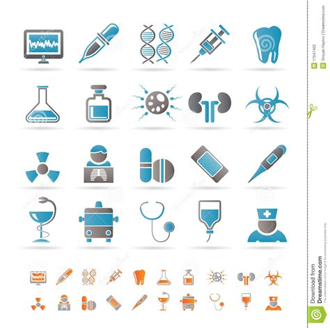 How To Draw House Plans Free healthcare medicine and hospital icons stock photography