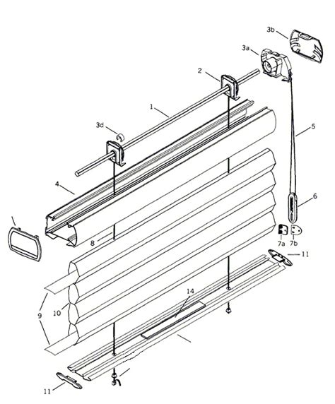mini blind repair blind repair parts easyrise parts