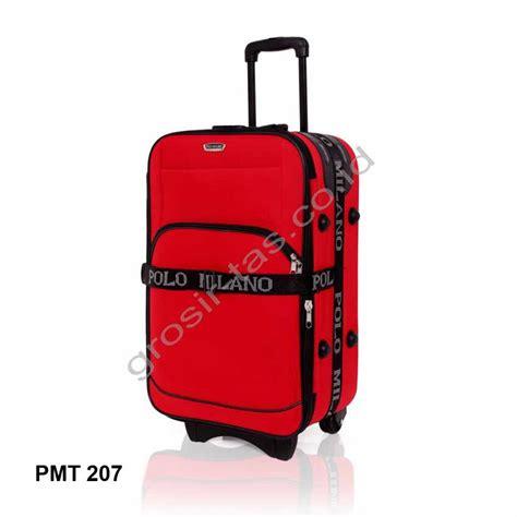Tas Koper Polo 22 Inch koper polo pmt207 red22 grosir tas co id