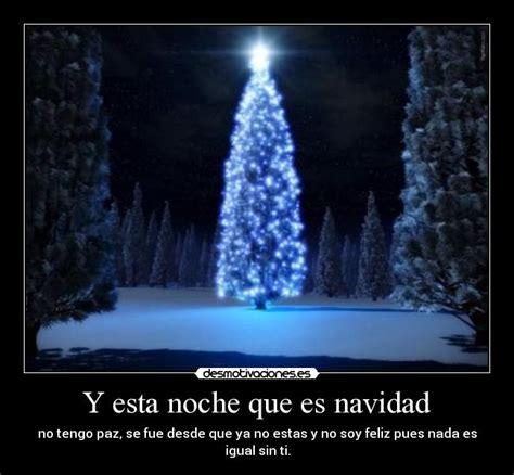 imagenes una navidad sin ti y esta noche que es navidad desmotivaciones