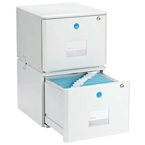 Stackable File Drawers by One Touch Stacking File Drawer The Container Store