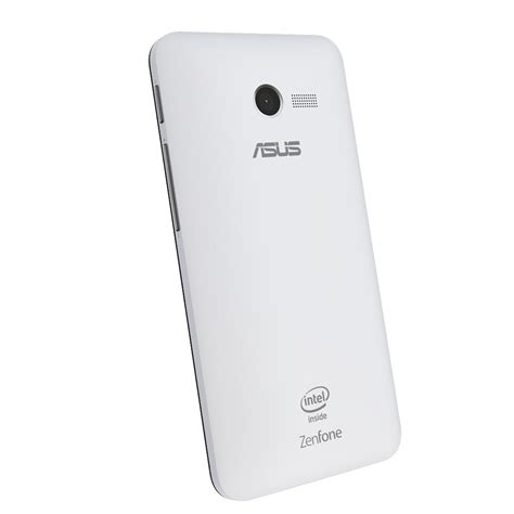 Hp Asus Zenfone 4 White asus zenfone 4 a400cg with battery 2 x 1200mah pearl