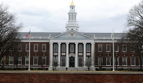 Executive Mba At Harvard Cost by With Hbs Harvard Business Opens Program