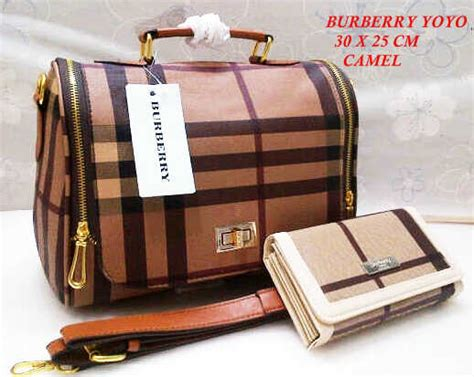 Harga Dompet Burberry tas burberry terbaru tas burberry yoyo camel supplier