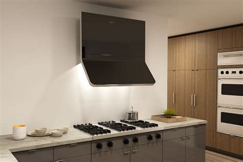 Designer Kitchen Hoods Kitchen Ventilation With No Design Compromises Range Hoods By Ammunition