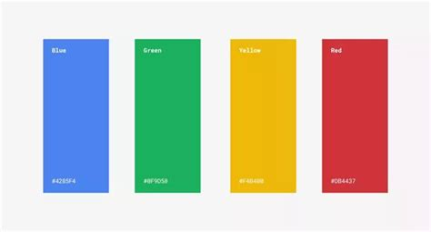 pink color google search on the hunt what are the hex values of google logo s four colors quora
