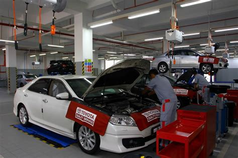 toyota motor services umw toyota motor announces the toyota rawang 3s center