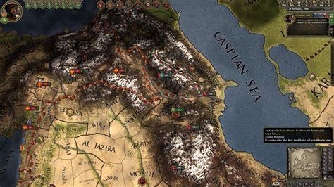 crusader kings ii  sword  islam review pc thomas