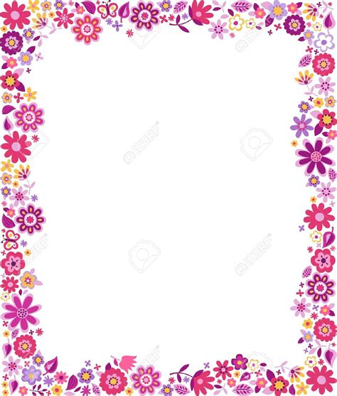 cute border google search border pinterest flower