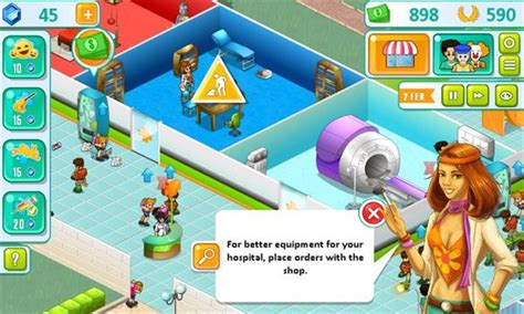 theme hospital list of levels review hospital manager a broken theme hospital clone