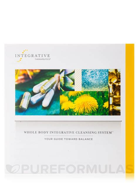 Whole Detox System by Whole Integrative Cleansing System