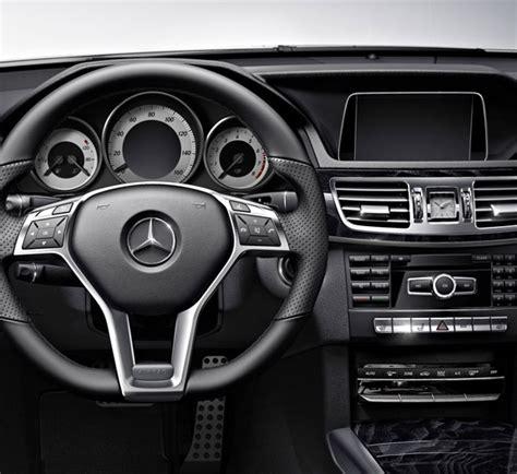 2014 mercedes e350 interior mercedes e350 strikes balance between power and