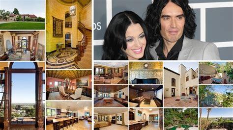 casa di katy perry katy perry e russel brand nuova villa da 6 5 milioni di