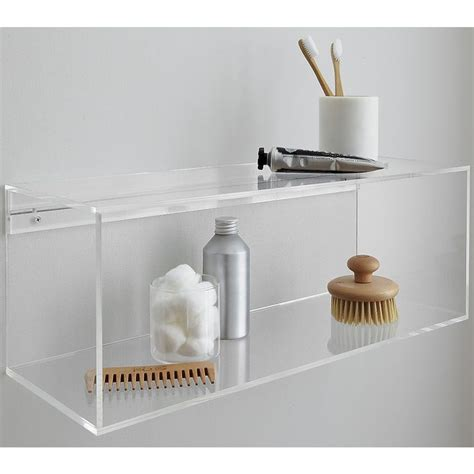 17 Best Images About Acrylic Storage Organizer On Acrylic Bathroom Shelves