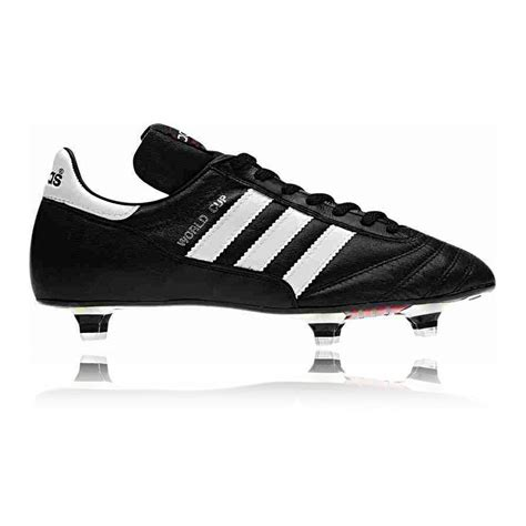 adidas world cup soft ground classic mens black football