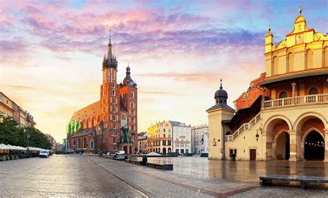 To Krakov krakow and warsaw centre city guides